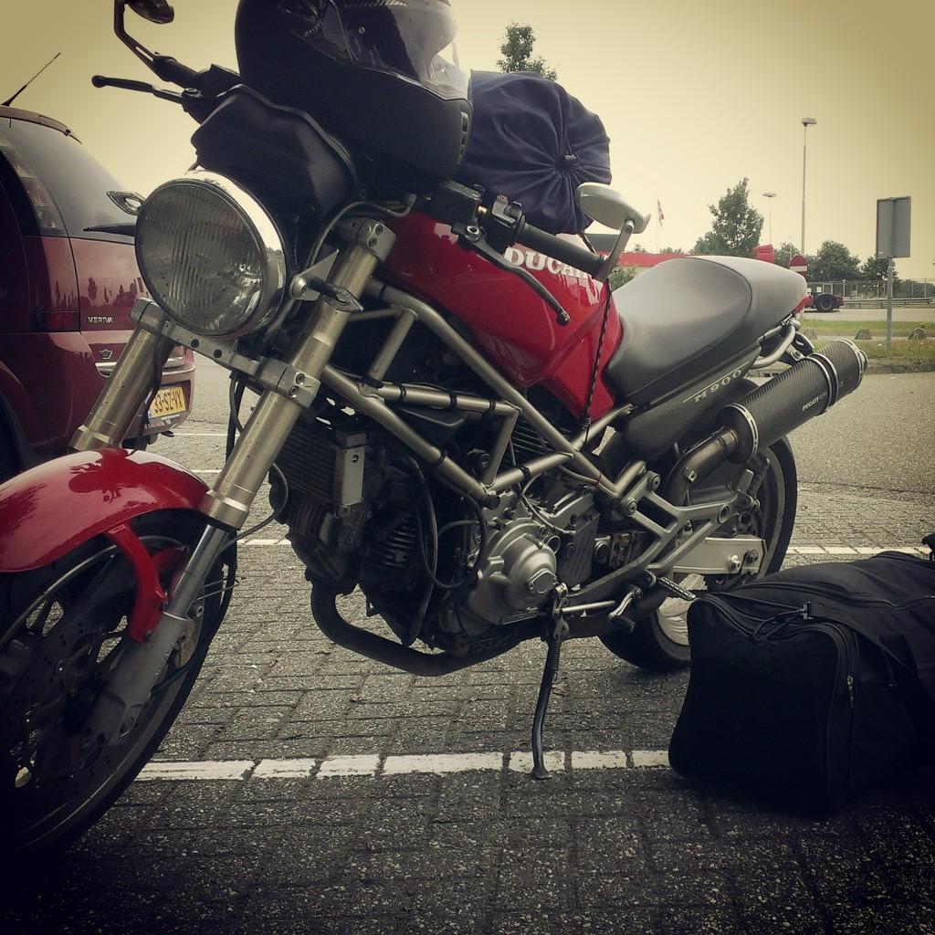 Motortrip Ardennen