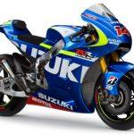 Suzuki GSX RR MotoGP 2015