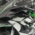 Kawasaki Ninja H2R INTERMOT 2014